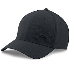 Under Armour Mountain Men`s UA Printed Chambray Ball Cap Image