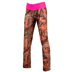 Trail Crest Women`s Impulse 4-Way Stretch Leggings Image