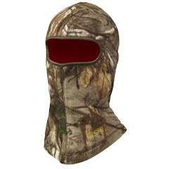 Hot Shot Wolf Reversible Balaclava Image