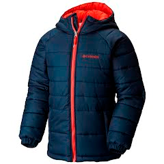Columbia Boy`s Youth Tree Time Puffer Jacket Image