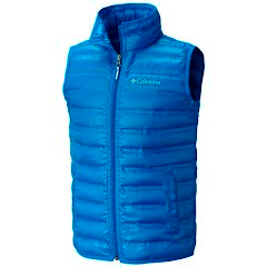 Columbia Youth Flash Forward Down Vest Image