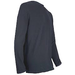 Polarmax Men's Montana Wool 1.0 Long Sleeve Crew Image