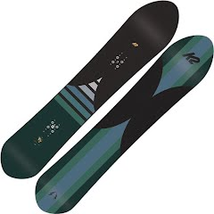 K2 Eighty Seven Snowboard Image