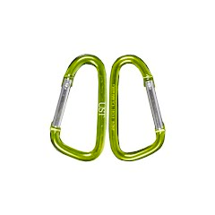 Ultimate Survival 5cm Carabiners (2 Pack) Image