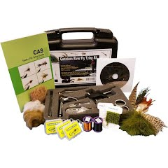 Colorado Angler Supply Gunnison River Fly Tying Kit Image