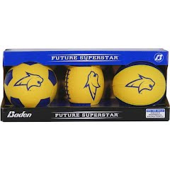 Baden Sports MSU Bobcats Future SuperStar 3-Ball Set Image