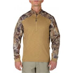 5.11 Tactical Men's Rapid Half-Zip Pullover Image