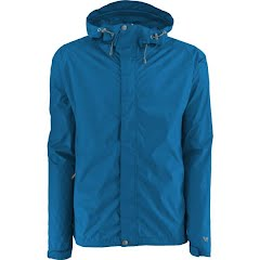 White Sierra Men's Trabagon Rain Jacket Image
