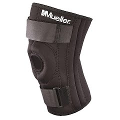 Mueller Patella Stabilizer Neoprene Knee Brace with Universal Buttress Image