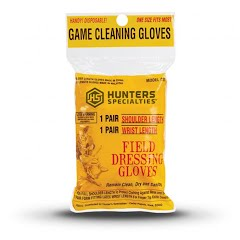 Hunter Specialties Field Dressing Gloves 2-Pack Image