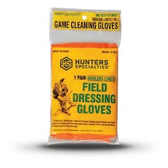 Hunter Specialties Shoulder-Length Field Dressing Gloves Image