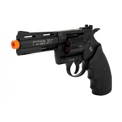 Palco Colt Python 4 Inch Revolver Airsoft Pistol Image
