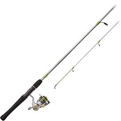 Zebco Stinger 5ft 6in, 2-Piece Spin Combo Image