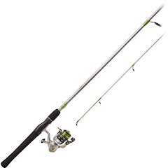 Zebco Stinger 6ft, 2-Piece Spin Combo Image