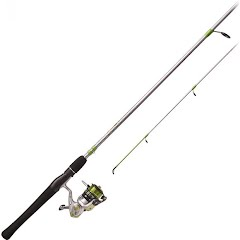 Zebco Stinger 6ft 6in, 2-Piece Spin Combo Image