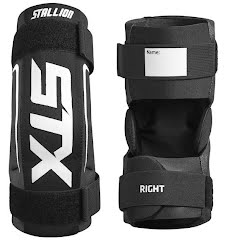 Stx Men's Stallion 50 Lacrosse Arm Pads Image