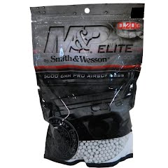 Palco Smith and Wesson MP Elite 6mm Pro Airsoft BBs Image