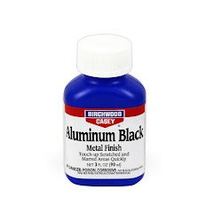 Birchwood Casey Aluminum Black Touch-Up, 3 oz Bottle Image