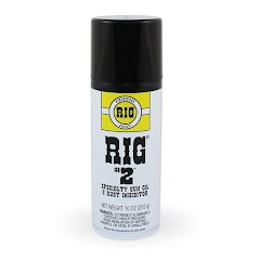 Birchwood Casey RIG #2 Gun Oil Lubricant and Protectant, 10 oz Aerosol Image