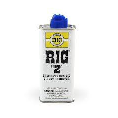 Birchwood Casey RIG #2 Gun Oil Lubricant and Protectant, 4.5 oz Spout Can Image