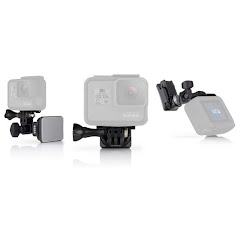 Gopro Helmet Front and Side Mount Image