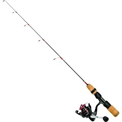 Frabill Bro Series 28 Inch Multi-Species Deadstick Spinning Rod and Reel Combo Image