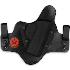 Old Faithful Holsters Stealth-Tuck Hip Holster IWB Concealed Carry Holster (Smith Wesson MP45 4.5) Image