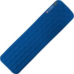 Big Agnes Q-Core Deluxe Sleeping Pad (Long) Image