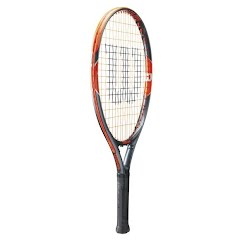 Wilson Youth Burn Team 21 Tennis Racquet Image