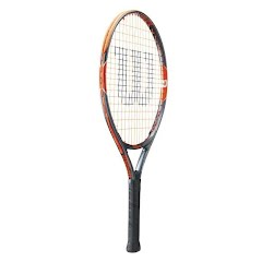 Wilson Youth Burn Team 23 Tennis Racket Image