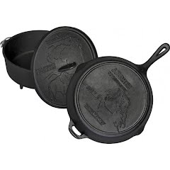 Camp Chef National Parks Cast Iron Set Image