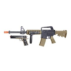 Palco Colt A11 RIS Spring Rifle and Pistol Kit Image