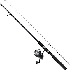 Liquid Stix 5ft 6in 2-Piece Spinning Combo Image