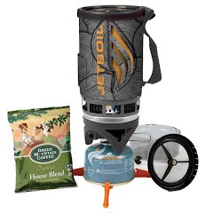 Jetboil Flash Java Kit - End Grain Image