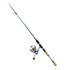 Okuma Rox 7 Foot Medium Spinning Combo Image