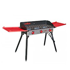 Camp Chef Pro 90X Three Burner Stove Image