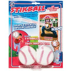 Hog Wild Stikball with Strike Zone Target Image