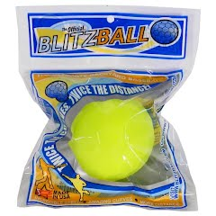 Gamemaster Blizball Ultimate Backyard Baseball Toy Image