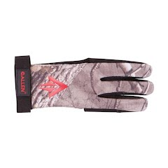 The Allen Co Ambidextrous Traditional Archery Glove: Large Image