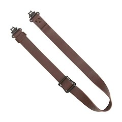 The Allen Co Slide and Lock Leather Sling Image