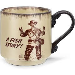 Big Sky Carvers Fish Story Mug Image