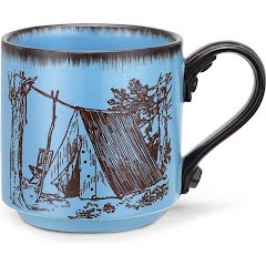 Big Sky Carvers Camp Life Mug Image