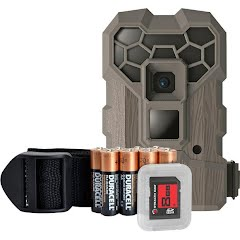 Stealth Cam QS12 Infrared Scouting Camera Combo Image