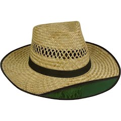 Outdoor Cap Men's Straw Hat Image