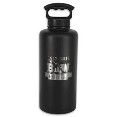 Fifty/Fifty BW 100 Great Years 64oz Vacuum-Insulated Tank Growler Image