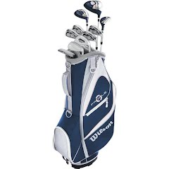 Wilson Women's Profile XD Package Set with Cart Bag Image