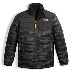 The North Face Youth Boy's Reversible Mount Chimborazo Jacket Image