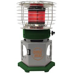 Duraheat Double Tank Portable 360 Degree Propane Heater Image