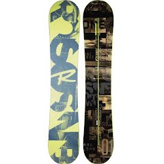 Rossignol Men's One LF (Light Frame) Wide Snowboard Image