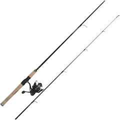 Quantum NX24 6ft 6in 2-Piece Spinning Combo Image